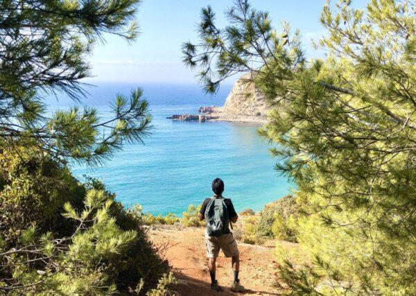 West Algarve walking