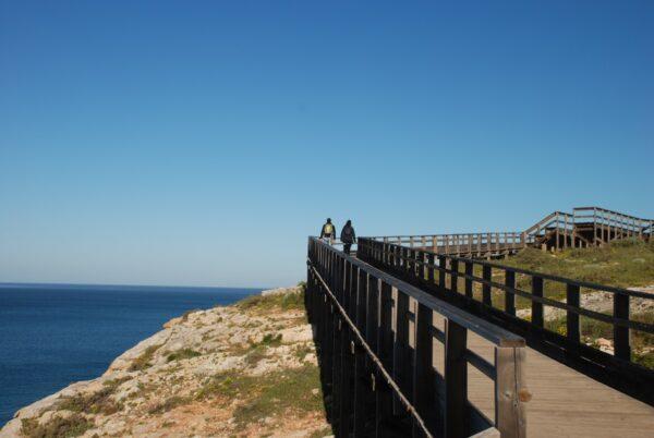 Walking West Algarve Carvoeiro